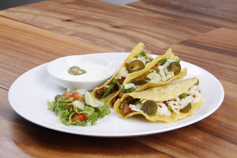 Free Stock Photo of Taco Dish Created by Suandana Ipandemade