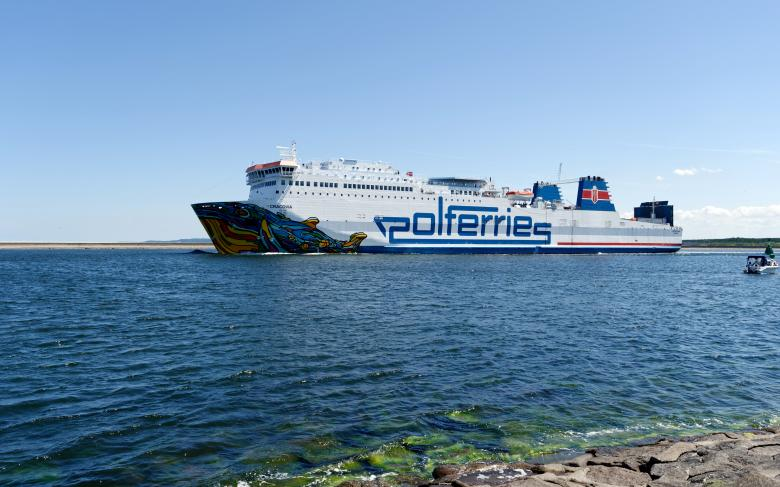 Free stock image of Ferry Leaving Port created by Mircea Iancu