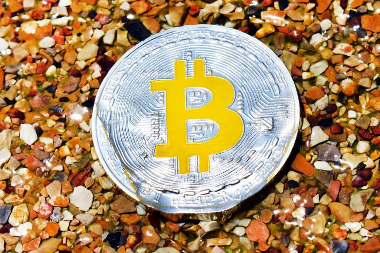 Free Stock Photo of Bitcoin Yellow Created by Photography Art