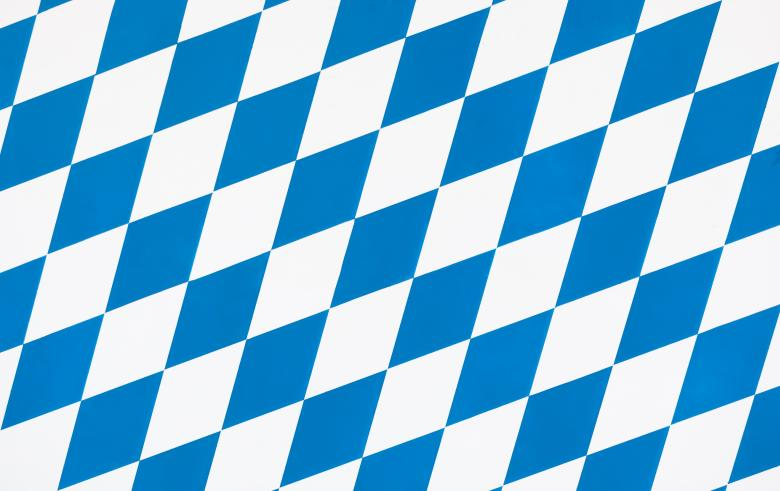 Free Stock Photo of Oktoberfest checkered background Created by Antonio Gravante