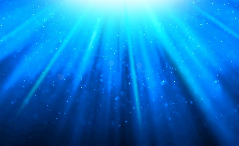 Free Stock Photo of Bokeh - Underwater Light Effects Created by Jack Moreh