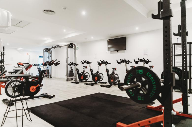 Free Stock Photo of Gym Interior Created by Jovani