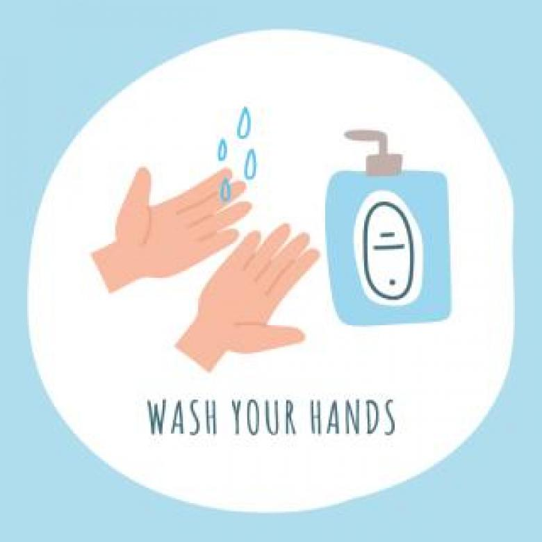 Free Stock Photo of Wash Your Hands Created by Sara