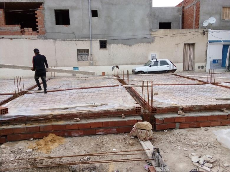 Free Stock Photo of Building Site in Tunisia Created by chokri attia