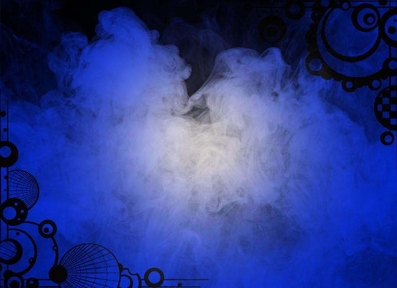 Free Stock Photo of Abstract Smoke Theme Created by Andrea Guarino