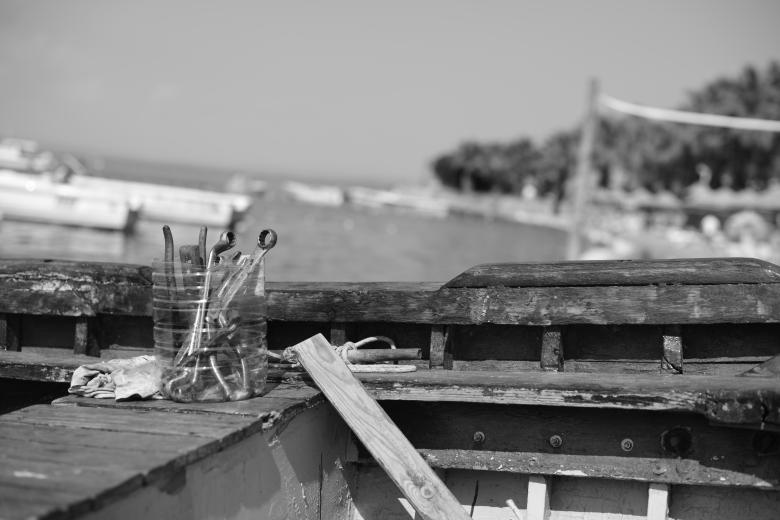 Free stock image of Rustic Boat Scene created by batuhan Kurt