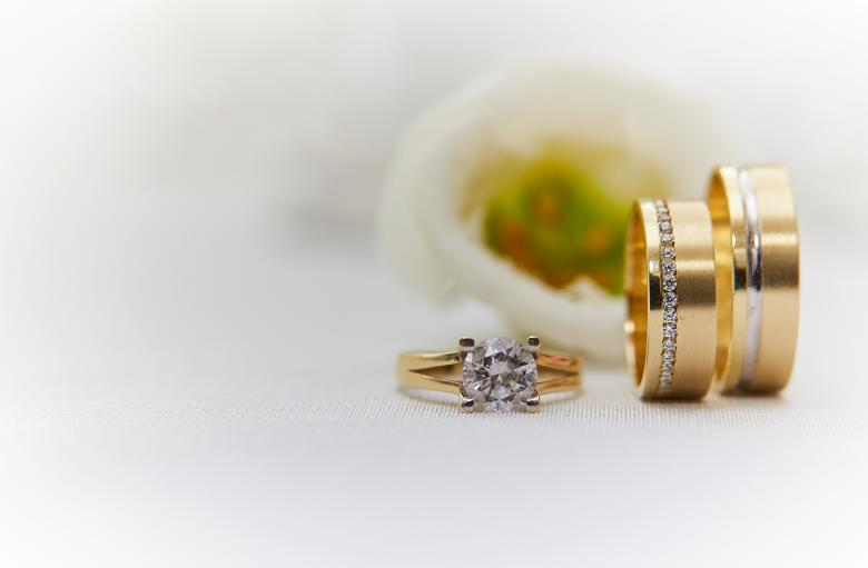Free Stock Photo of Wedding rings Created by MArius PAvel