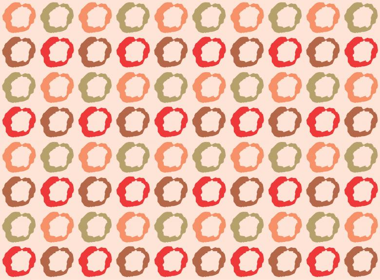 Free Stock Photo of Seamless grid pattern of circles Created by Ivan